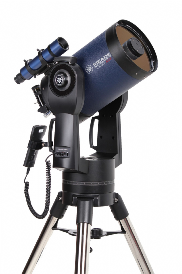 "Meade LX90-ACF 8"" f/10 with Standard Field Tripod"